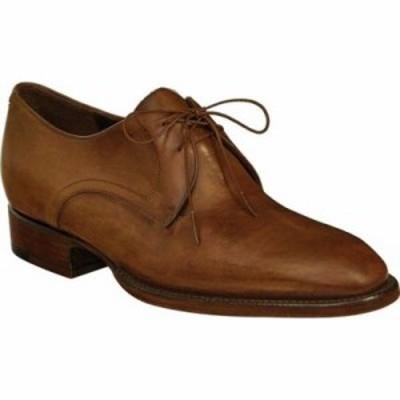 ルケーシー 革靴・ビジネスシューズ Damon Oxford Antique Tan Horse