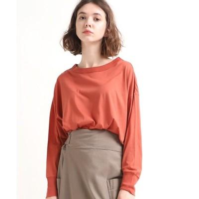 tシャツ Tシャツ M1456 140/2天竺シアールーズロンT