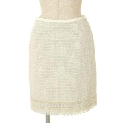 フォクシーブティック スカート 26623 Tweed Skirt 40
