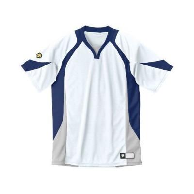 DESCENTE(デサント) 野球 半袖 セカンダリーシャツ WNV XO DB-113