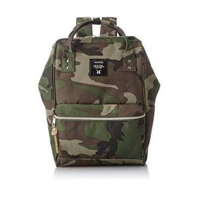 Anello Polyester Canvas Backpacks (Camouflage) 並行輸入品