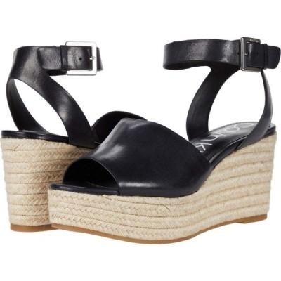 カルバンクライン Calvin Klein レディース サンダル・ミュール シューズ・靴 Chyna Black