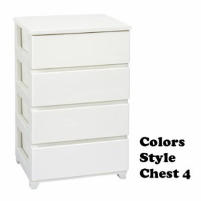 チェスト 4段 おしゃれ 引き出し タンス 衣類収納 収納 衣類 収納ボックス 収納ケース eia-0060