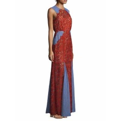 BCBG マックスアズリア レディース ワンピース Marlyn Floor-Length Dress