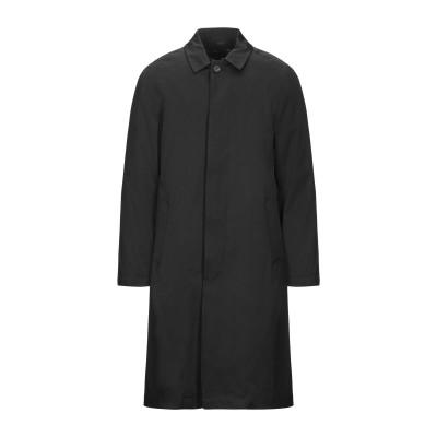 イーヴォ HEVÒ コート ブラック 50 ナイロン 100% コート