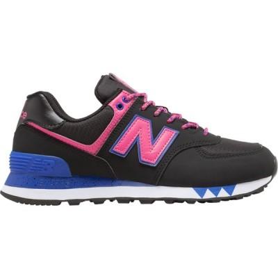 ニューバランス New Balance レディース ランニング・ウォーキング シューズ・靴 574 classic Black/Pink