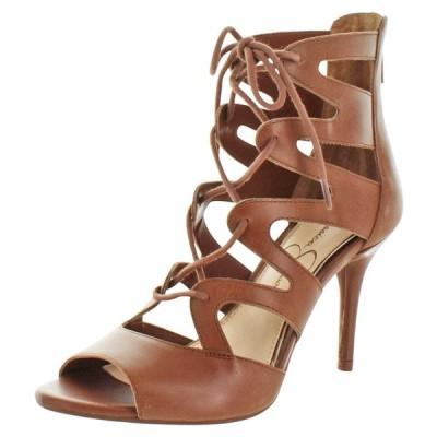 ハイヒール ジェシカシンプソン Jessica Simpson Mitta Women's Heeled Dress Sandals Bootie