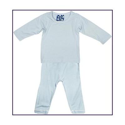 KicKee Pants Bamboo Pajama Set (5, Pond)【並行輸入品】