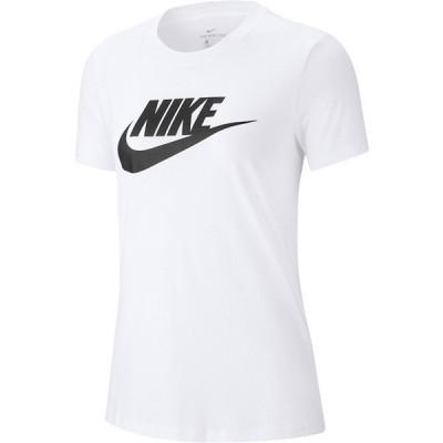 【全品ポイント10倍以上!】ナイキ レディース トレーニング エッセンシャル アイコン フューチュラ Tシャツ BV6170 100
