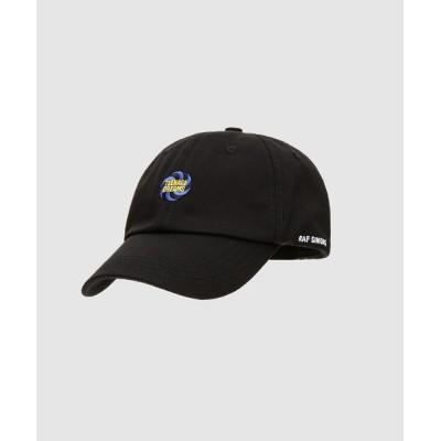 RAF SIMONS / Basic cap with badge MEN 帽子 > キャップ