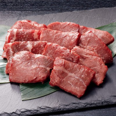 国産牛 モモ焼肉用 1パック