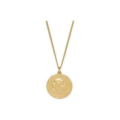 Madewell Ancient Coin Necklace レディース ネックレス Vintage Gold