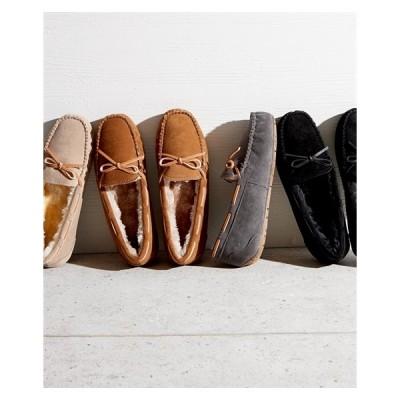 靴 レディース あったか 内ボア モカシン 冬 22.0〜22.5/23/23.5〜24.0/24.0〜24.5cm ニッセン nissen