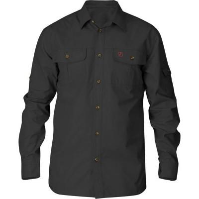 フェールラーベン メンズ シャツ トップス Singi Trekking Shirt