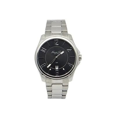 【新品・送料無料】Kenneth Cole New Yorkクラシックブラックダイヤルメンズ腕時計# kc3941