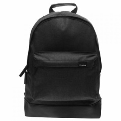 ファイヤートラップ Firetrap ユニセックス バックパック・リュック バッグ Classic Backpack Black