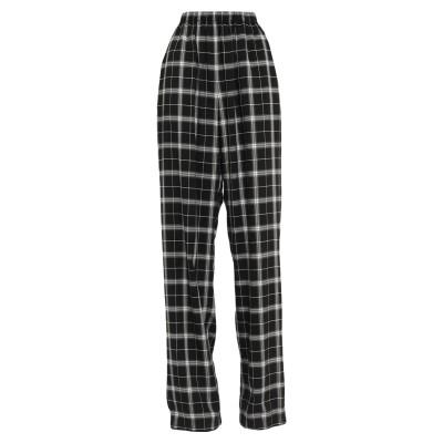 バレンシアガ BALENCIAGA パンツ ブラック 34 レーヨン 70% / テンセル 30% パンツ