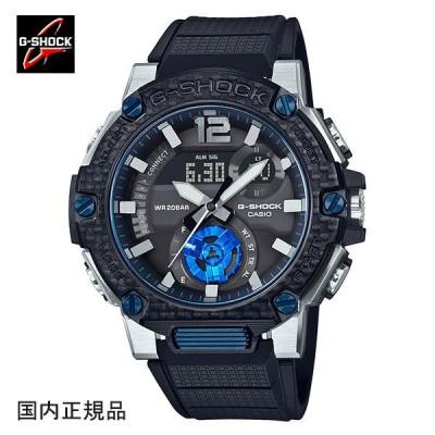 G-SHOCK ジーショック 腕時計 G-STEELソーラーBluetooth カーボンコアガード構造 GST-B300XA-1AJF メンズ 国内正規品