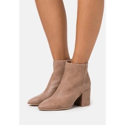 コールイットスプリング ブーツ&レインブーツ レディース シューズ JULIEANNE - Ankle boots - dark beige