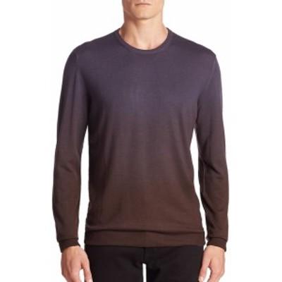 パル ジレリ メンズ トップス セーター ニット Ombre Virgin Wool Sweater