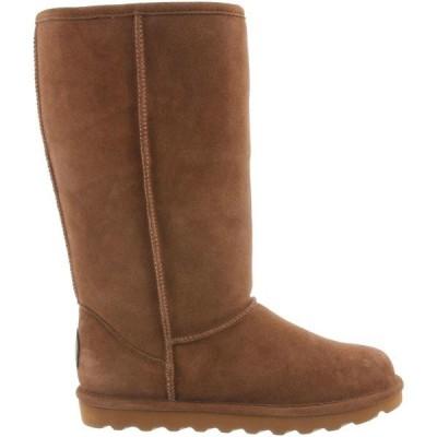 ベアパウ ブーツ&レインブーツ シューズ レディース BEARPAW Women's Elle Tall Winter Boots Hickory