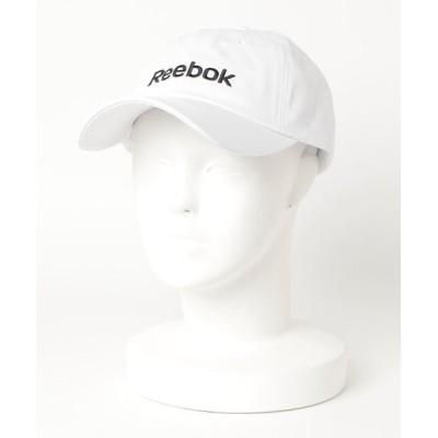 SITRY / 【Reebok】ロゴ刺繍ローキャップ MEN 帽子 > キャップ
