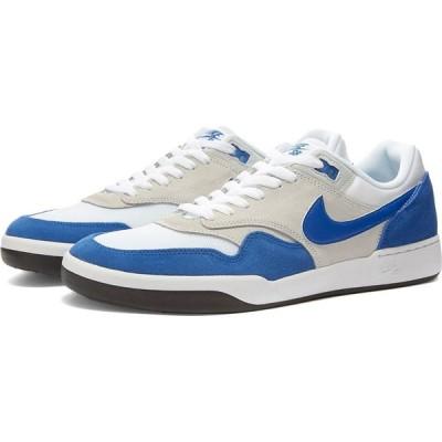 ナイキ Nike SB メンズ スニーカー シューズ・靴 gts return Royal/White/Neutral/Grey