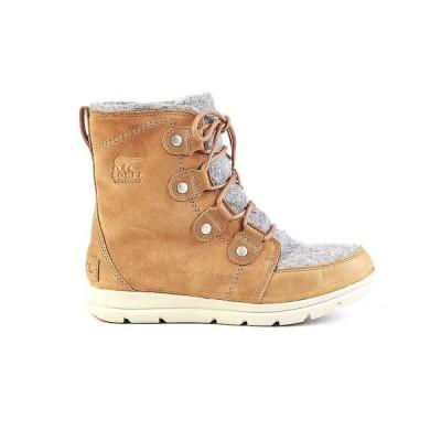 ソレル Sorel レディース ブーツ シューズ・靴 Explorer Joan Boot Camel Brown