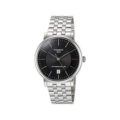特別価格[ティソ] 自動巻き腕時計 Tissot Carson Premium Powermatic 80 CARSON T1224071105100 メンズ好評販売中