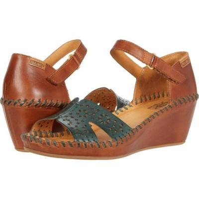 ピコリノス Pikolinos レディース サンダル・ミュール シューズ・靴 Margarita 943-1691C1 Emerald