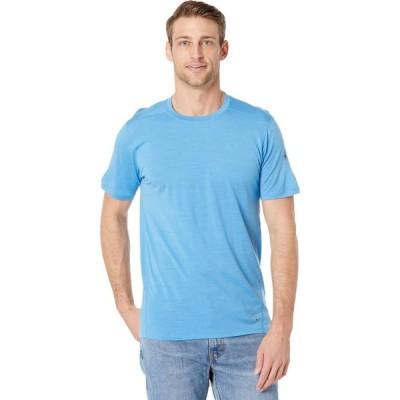 スマートウール Smartwool メンズ Tシャツ ベースレイヤー トップス Merino 150 Base Layer Short Sleeve Ocean Blue