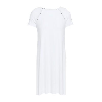 BAILEY 44 ミニワンピース&ドレス ホワイト XS レーヨン 94% / ポリウレタン 6% ミニワンピース&ドレス