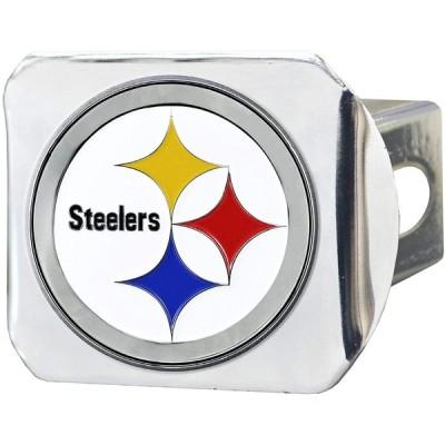 Fanmats 22603 Hitchカバー(Pittsburgh Steelers、1パック 並行輸入品