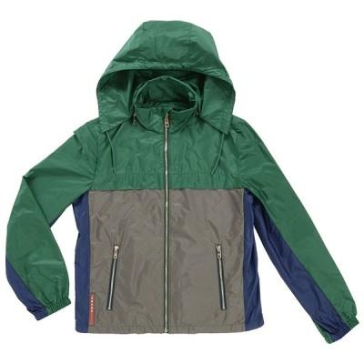 PRADA ジャケット ブラック プラダ Blouson SGN823 Q04 F0WOB06(prd0017) 【並行輸入品】