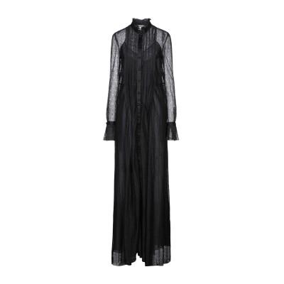 フィロソフィ ディ ロレンツォ セラフィニ PHILOSOPHY di LORENZO SERAFINI ロングワンピース&ドレス ブラック 40