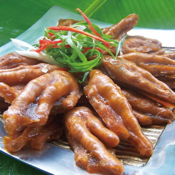 紅麴雞腳凍(200g)