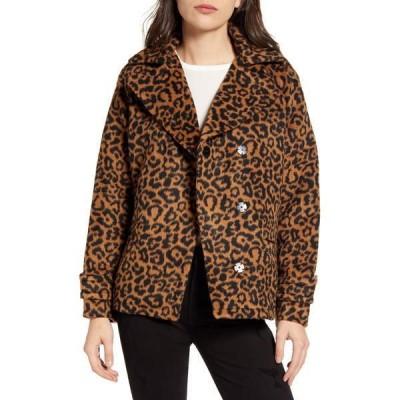 スプレンディット レディース ジャケット&ブルゾン アウター Animal Print Jacket Z/DNUSUKILEOPRD
