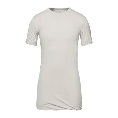 リック オウエンス RICK OWENS T シャツ ベージュ XL レーヨン 88% / シルク 12% T シャツ