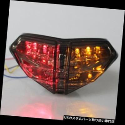 バイク テールライト Ducati 848/1098 / 1098R 2008-2010年のための統合されたLEDの煙の尾ライトターン信号  Integrated LED Smoke Tail