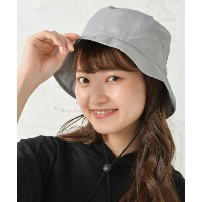 FUNALIVE / 【CELESTE RANA】紫外線カット UPF50+ ネックカバー付き サーフハット バケットハット WOMEN 帽子 > ハット
