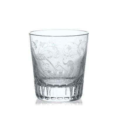 【Baccarat】パルメ オールドファッション 280ml/コップ グラス 酒器 バカラ