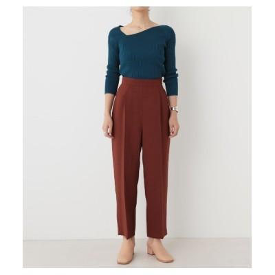 BLACK BY MOUSSY / waist tuck pants(ウェストタックパンツ) WOMEN パンツ > スラックス