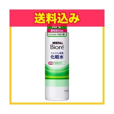 【医薬部外品】メンズビオレ ぐんぐん浸透化粧水 アクネケアタイプ 180ml