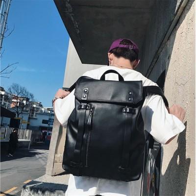 2018新商品追加/大人気商品/素敵なバッグ激安販売/韓国ファッション/超人気/おしゃれな/PUレザー/旅行/カジュアル/デイバッグ/メンズバッグ/学生
