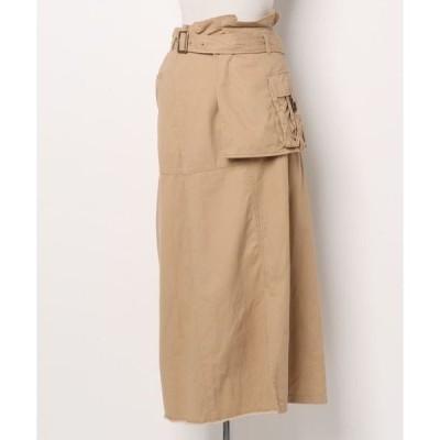 スカート ロングスカート