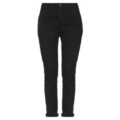 フォーティーウエフト 40WEFT パンツ ブラック 38 コットン 98% / ポリウレタン 2% パンツ