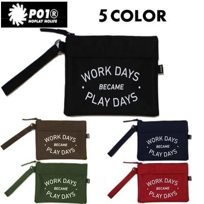 P01 プレイ  / 財布 バッグ ポーチ / PLAY TOOL S /  PL-BAG011 / 5カラー展開 / PLAY DESIGN プレイデザイン
