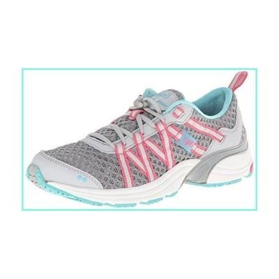RYKA Women's Hydro Sport Water Shoe Cross Trainer, Silver Cloud/Cool Mist Grey/Winter Blue/Pink 8.5 M US並行輸入品