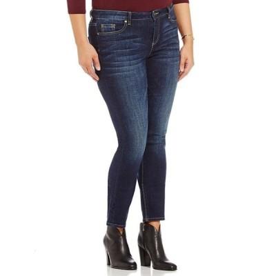 ヴィンスカムート レディース デニムパンツ ボトムス Plus Indigo Skinny Jean
