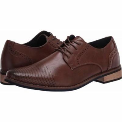 ディール スタッグス Deer Stags メンズ 革靴・ビジネスシューズ シューズ・靴 Avenal Brown